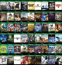 XBOX ONE GAMES PAL FAST POSTAGE UK SELLER
