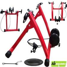 Magnetic Trainer Indoor Bike Trainer for Road/Mountain Bicycle Exercise Stand