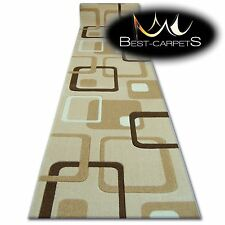 CHEMIN DE TABLE Tapis, FOCUS F240 ail, moderne, Escaliers largeur 70 cm - 120 cm