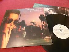 MICHAEL PATTO - TIME TO BE RIGHT , IMAGINE 1991 , EX/M- ,LP