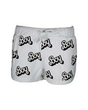 Shorts BOY LONDON BL1219 in felpa con stampa all over
