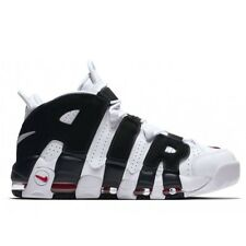 Nike Air More Uptempo '96 - White/Black/Red