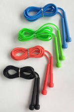 PVC Skipping Rope fitness gym & training It is 9 foot Long With Plastic Handles