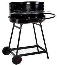 New Portable Barbecue BBQ Grill Barren  Outdoor Charcoal Patio Party Round Stand