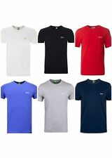 Hugo Boss Polo Men's Crew Neck Short Sleeve T-Shirt BNWT 100% Cotton S-XXL