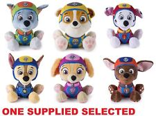 "Paw Patrol Pup Plush Soft Toy 8"" Birthday Gift Party Bag Genuine Nickelodeon"