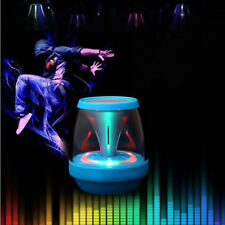 LED SPEAKER BLUETOOTH SENZA FILI BASSO Music MANI LIBERE X SMARTPHONE TABLET