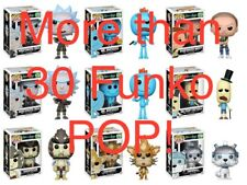 Funko POP! Rick and Morty (check variants)