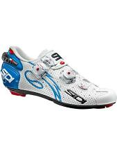 All terrain scarpe ciclismo donna Sidi 2018 Wire Carbon Air Bianco-Light Blu