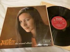 JULIE FELIX - THE SECOND ALBUM , DECCA 1965 , EX/EX ,LP