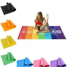 Non-slip Thick Yoga Mat Pad Durable Exercise Fitness Gym Mat Lose Weight Pad