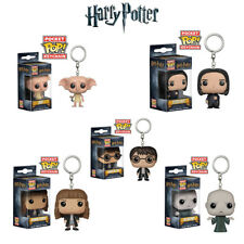 Funko POP Harry Potter porte clé Harry Potter Severus Rogue Hermione Voldemort