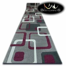 Chemin de Table Tapis, Focus F240 Gris, Moderne, Escaliers Largeur 70 Cm - 120