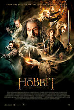 THE HOBBIT: THE DESOLATION OF SMAUG Theatrical Poster (A1 - A2)