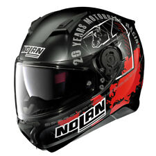 NOLAN Casco Integrale N87 ICONIC REPLICA N-COM 34 C. CHECA Flat Black