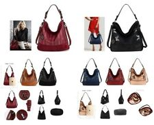 Latest Design Ladies Women's Fashion New Style Trend Hobo Bags With Metal Work