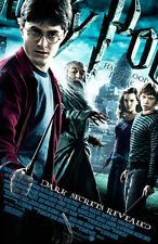 HARRY POTTER AND THE HALF-BLOOD PRINCE Theatrical Poster (A2)