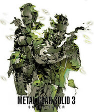 METAL GEAR SOLID 3: SNAKE EATER Poster (A2)