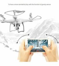 Wide Angle Lens HD Camera RC Drone WiFi FPV Live Helicopter Quadcopter Hover