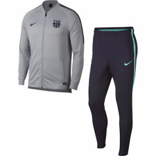 190c8512b Knit Revolution Barcelona Nike Training Tracksuit 2015 16 Men ZIP ...