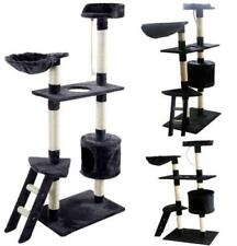 Toy 10.5 Petzone Gray Cat Kitten Tree Scratching Post Activity Centre Bed
