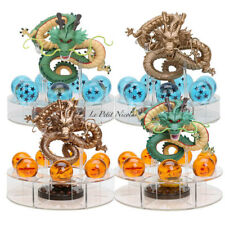 Dragon Ball Z DRAGON Bolas cristal + DRAGON Shenron + expositor exposición