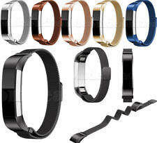 Milanese Loop Bracelet Strap for Fitbit Alta HR Fitness Activity Stainless Steel