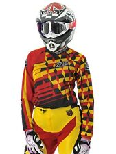Maglia motocross Donna Troy Lee Designs 2011 GP Rosso