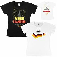 Calcio Donna 2018 WM Maglia Fan T-Shirt Germania per Donne a WM Russland