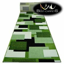 Chemin de Table Tapis,Pilly 8404 Herbe / Crème,Moderne,Escaliers Largeur