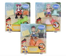 Fisher-Price Disney Jake and the Never Land Pirates Treasure Snatcher Hook/Izzy