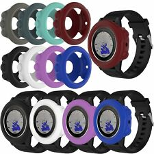 Silicona Funda Banda Deportes Correa Cover para Garmin Fenix 5X GPS Watch 8Color