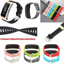 TPU Correa Pulsera Muñequera para Huawei TalkBand B5 Sports Smart Watch 7 Colors
