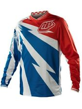 Maglia MX Bambino Troy Lee Designs 2014 GP Air Cyclops Blu-Rosso