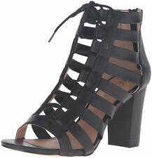 XOXO Womens Beckie Open Toe Casual Strappy Sandals