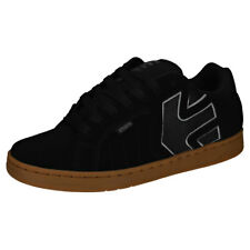 Etnies Fader 2 Mens Black Gum Suede & Synthetic Trainers
