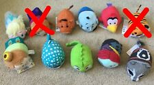 Tsum Tsum plush toys assorted Disney and Marvel characters choose your own