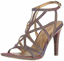 Kenneth Cole Reaction Womens Smash-ing Open Toe Special Occasion Ankle Strap ...