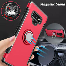 Hybrid Magnetic Stand Case for Samsung Galaxy Note 9/S9 S8 Plus Armor Cover Skin