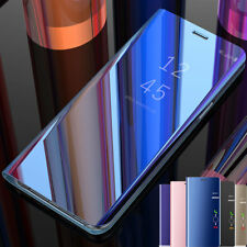 360° Mirror Clear View Case For Samsung Galaxy Note 9/J7 S9 Plus Flip Cover Skin