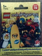 LEGO MINIFIGURES SERIES 16 71013 - SELECT THE MINIFIGURES YOU REQUIRE