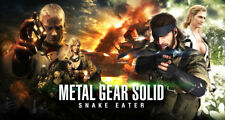 METAL GEAR SOLID III: SNAKE EATER Poster (A0 - A2)