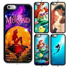 The Little Mermaid Kiss Prince For Apple iPhone iPod / Samsung Galaxy Case Cover