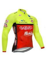 """2018 WILIER TRIESTINA cycling jersey winter thermal  """"FAST DELIVERY"""""""