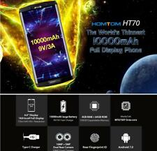 "6 "" Homtom Ht70 Ota OTG 4g Smart Cellulare 10000mah Octa Core 4g+64gb 13mp Eu"
