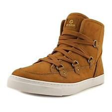 G by Guess Womens Otter Hight Top Lace Up Fashion Sneakers