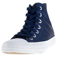 Converse Chuck Taylor All Star Hi Womens Midnight Navy Textile Trainers