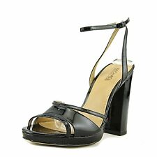 Michael Kors Womens Yoonie Open Toe Special Occasion Ankle Strap Sandals