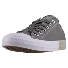Converse Chuck Taylor All Star Ox Mens Khaki Canvas Trainers
