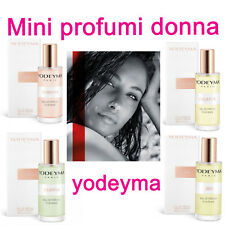 Mini Profumi Yodeyma Donna Fragranze Equivalenti Eau de Parfum 15ml